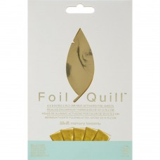 Foil Quill - Heat Activated Foil Sheets - Gold Finch
