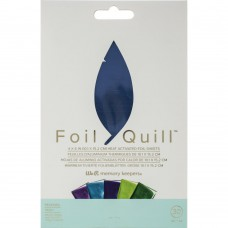 Foil Quill - Heat Activated Foil Sheets - Peacock
