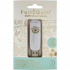 Foil Quill - USB Drive - Amy Tangerine