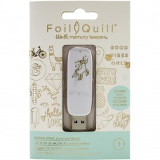 Foil Quill - USB Drive - Icon & Words