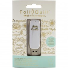 Foil Quill - USB Drive - Kelly Creates