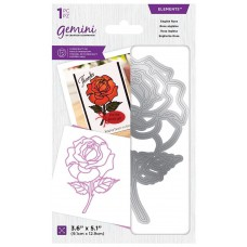 Gemini English Rose Elements Die