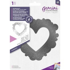 Gemini Elements - Foil Stamp 'N' Cut Die - Biarritz - Frame
