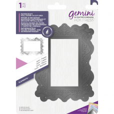 Gemini Foil Stamp 'N' Cut Die - Elements - Lyon Frame