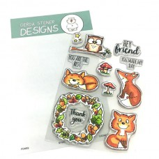 Gerda Steiner Designs - Foxes