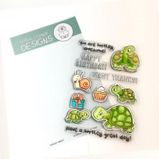 Gerda Steiner Designs - Turtley Great stamps