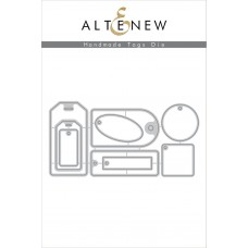 Altenew - Handmade Tags - Stanze