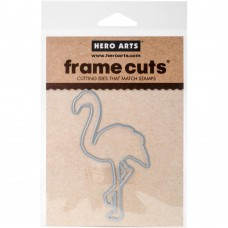 Hero Arts - Flamingo - Color Layering Frame Cut