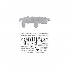 Hero Arts - Prayers - Stamp & Cuts