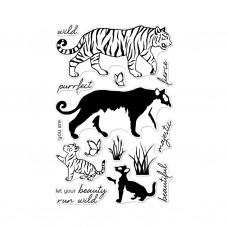 Hero Arts - Color Layering Bengal Tigers - Clear Stamps