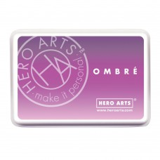 Hero Arts Ombré Ink Pad - Lilac To Grape