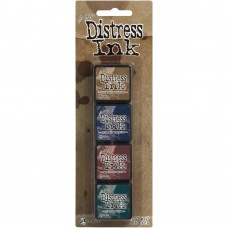 Ranger by tim holtz distress mini ink kit 12