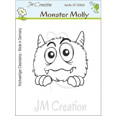JM Creation - Monster Molly - Clear Stamp