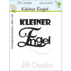 JM Creation - Stanzschablone - Kleiner Engel
