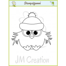 JM Creation - Vogel Viktor - Cling Stamp