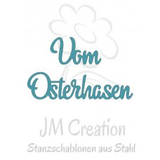 JM Creation - Vom Osterhasen - Stanze