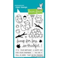 Lawn Fawn - jump for joy - Clear Stamp 4x6