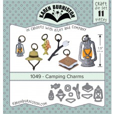 Karen Burniston - Camping Charms Stanzen