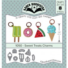 Karen Burniston - Sweet Treats Charms Stanzen