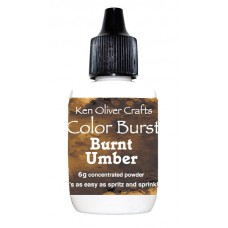 Ken Oliver - Color Burst Burnt Umber