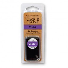 Ken Oliver - Click It Ink Pad - Violet