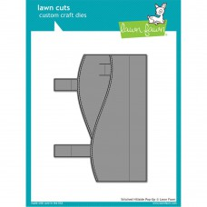 Lawn Fawn - Stand Alone Stitched Hillside Pop-Ups - Cuts