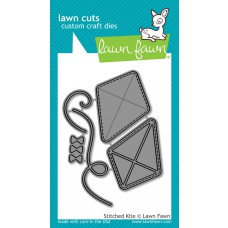 Lawn Fawn - Stitched Kite Die