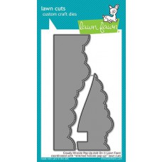 Lawn Fawn - Cloudy Hillside Pop-Up Add-On - Stanze