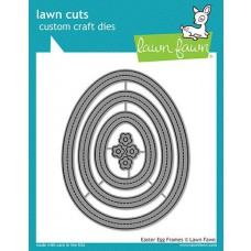 Lawn Fawn - Easter Egg Frames - Stanze