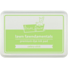 Lawn Fawn - Ink Pad - Celery Stick