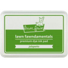 Lawn Fawn - Ink Pad - Jalapeno