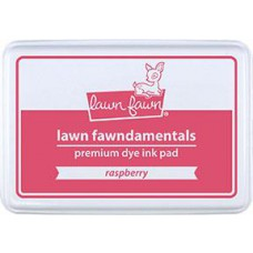 Lawn Fawn - Ink Pad - Raspberry