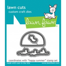 Lawn Fawn - Lawn Cuts - Happy Summer