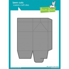 Lawn Fawn - Lawn Cuts - Milk Carton