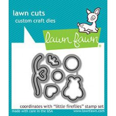 Lawn Fawn - Little Fireflies - Stanzen