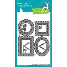 Lawn Fawn - Mini Picture Frames - Stanze