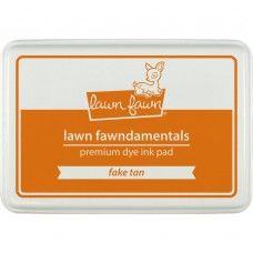 Lawn Fawn - Ink Pad - Fake Tan