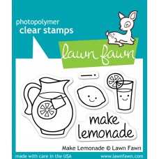 Make Lemonade by Lawn Fawn