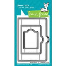 Lawn Fawn - Lift The Flap - Stanze