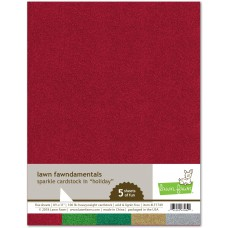 Lawn Fawn - Sparkle Cardstock Holiday