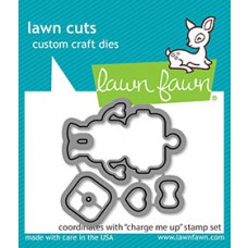 Lawn Fawn - charge me up - Stanzen