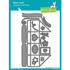 Lawn Fawn - Mini Pop-Up Box - Stanze