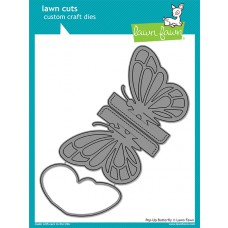 Lawn Fawn - Pop-Up Butterfly - Stanze