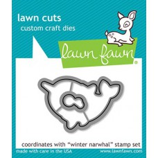 winter narwhal lawn cuts