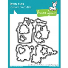 craft dies lawn fawn citters ever after für scrapbook & cardmaking