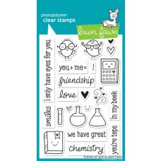 clear stamps lawn fawn science of love für scrapbooking & cardmaking
