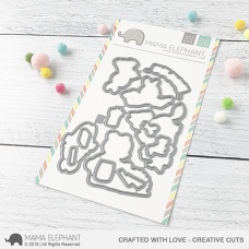 Mama Elephant - Crafted with Love - Stanzen