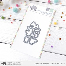 Mama Elephant - Dragon Wishes - Stanze