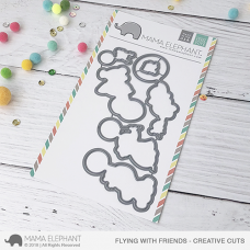 Mama Elephant - Flying With Friends - Stanzen