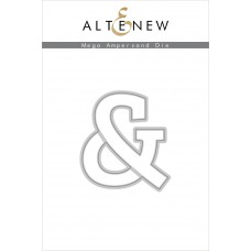 Altenew - Mega Ampersand - Stanze